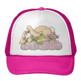 I'm a Little Sister bunny Mesh Hat
