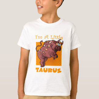 I'm A Little Taurus T-Shirt
