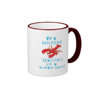 I'm a Lobster Mug