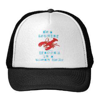 I'm a Lobster Trucker Hats