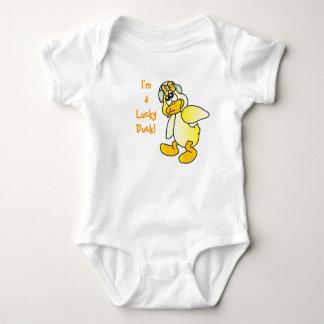 I'm a Lucky Duck Baby Bodysuit