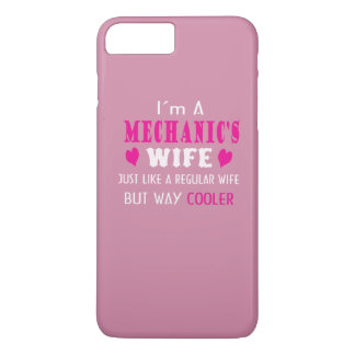 I'm a mechanic's wife iPhone 7 plus case