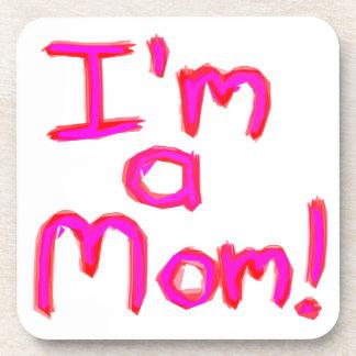 I'M A MOM! COASTER