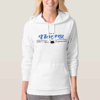 I'm a Nanny What's your superpower Hoodie