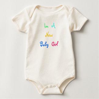 Im, A, New, Baby, Girl Baby Bodysuit