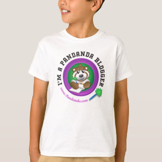 I'm a Pandanda Blogger T-Shirt