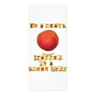I'm a Peach ... Personalized Rack Card