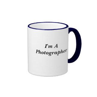 I'm A Photographer - Mug