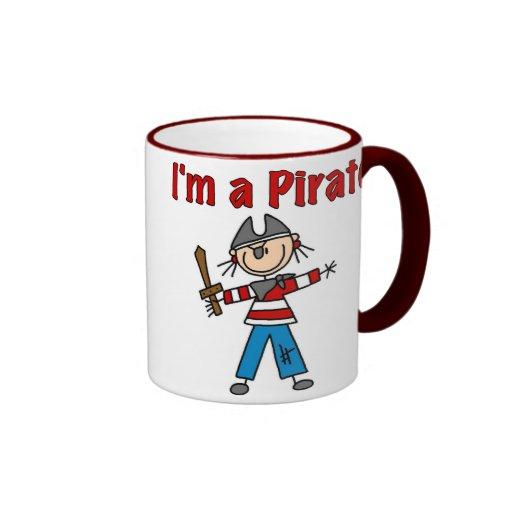I'm a Pirate Mug