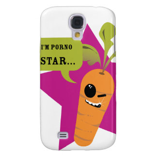 i'm a porn star !! © Les Hameçons Cibles Samsung Galaxy S4 Covers