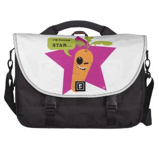 i'm a porn star !! © Les Hameçons Cibles Bags For Laptop
