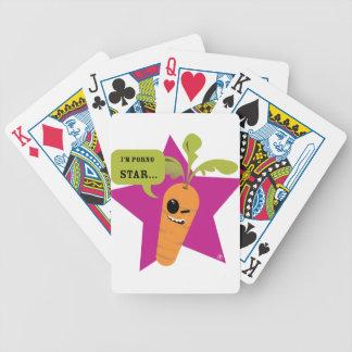 i'm a porn star !! © Les Hameçons Cibles Card Decks