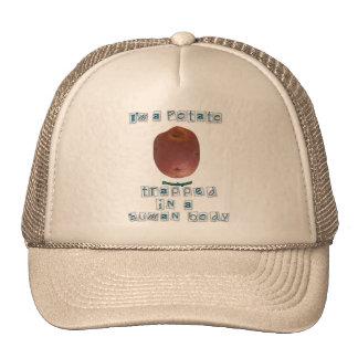 I'm a Potato Mesh Hats