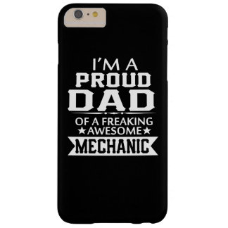 I'M A PROUD MECHANIC's DAD Barely There iPhone 6 Plus Case