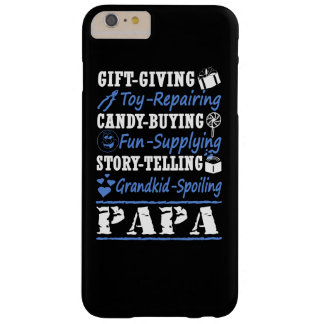 I'M A PROUD PAPA BARELY THERE iPhone 6 PLUS CASE