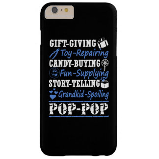 I'M A PROUD POP-POP BARELY THERE iPhone 6 PLUS CASE