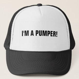 I'm a Pumper Trucker Hat