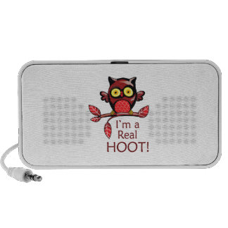 I'm A Real Hoot! Speakers
