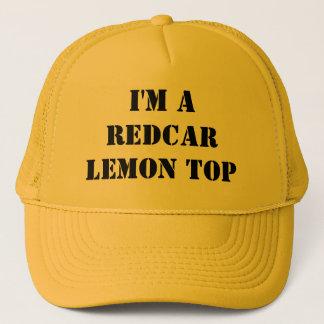 I'm a Redcar Lemon top cap
