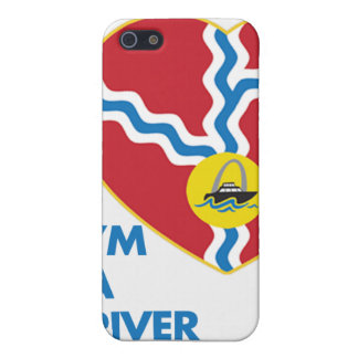 I'm a River Lover iPhone 4 Case