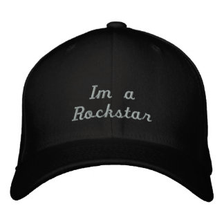 Im a rockstar hat