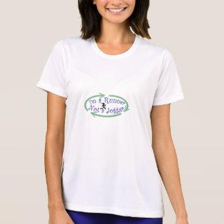 I'm a Runner Not a Jogger T-Shirt