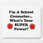 I'm a School Counsellor Mousepad