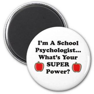 I'm a School Psychologist Fridge Magnets