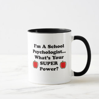 I'm a School Psychologist Mug