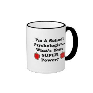 I'm a School Psychologist Ringer Mug
