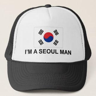 I'm a Seoul Man Trucker Hat