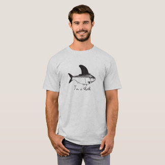 I'm a shark fishing lover T shirt