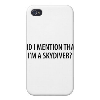 I'm A Skydiver iPhone 4/4S Cover