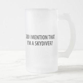 I'm A Skydiver Mugs