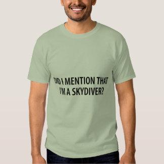 I'm A Skydiver Shirt