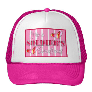 """""""I'm A Soldiers Sweetheart"""" Cap"""