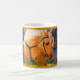 I'm a stable person...really! coffee mug