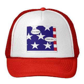 I'm A star (I love you) Cap