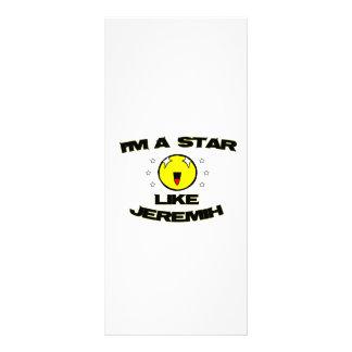 I'm A Star Custom Rack Cards