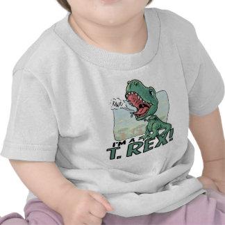 I'm a T. Rex Dinosaur Gift Ideas Shirt