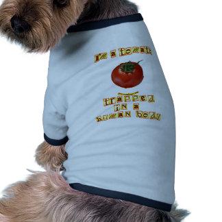 I'm a Tomato . . . Doggie T Shirt