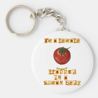 I'm a Tomato . . . Keychains
