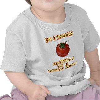 I'm a Tomato . . . Tshirts
