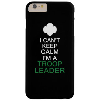 I'm A Troop Leader Barely There iPhone 6 Plus Case