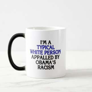 I'm a 'typical white person' appalled by... magic mug