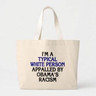 I'm a 'typical white person' appalled by... bag