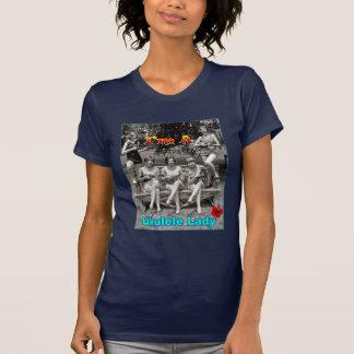 I'm A Ukulele Lady T-Shirt