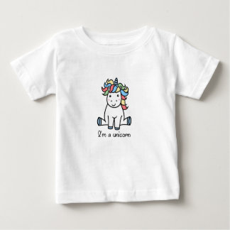 I'm a unicorn! baby T-Shirt
