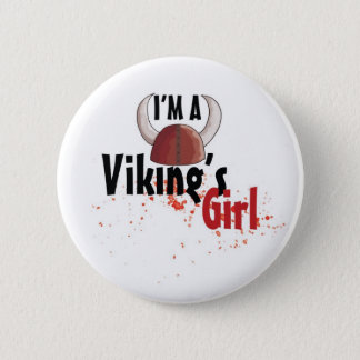 I'm a Viking's Girl - button