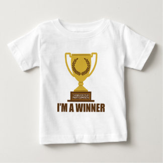 I'm A Winner Baby T-Shirt